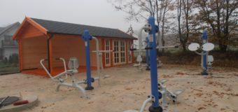 W Wichrowie powstało małe centrum sportu i rekreacji
