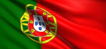 Reprezentacja Portugalii na stadionie OKS-u