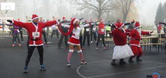130 Mikołajów biegało w Żytniowie – wyjątkowa impreza!