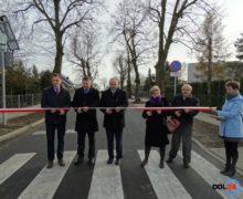 Droga z Radłowa do Starych Karmonek oficjalnie otwarta