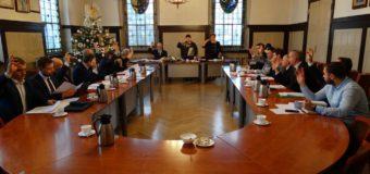 Dyskusja o oleskim szpitalu na sesji Rady Powiatu