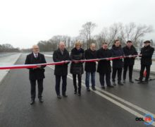 Droga Olesno-Dobrodzień już otwarta. Najdłuższa estakada w historii!