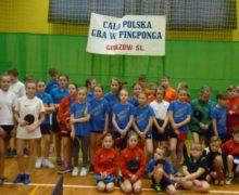 Noworoczne turnieje w Gorzowie Śląskim