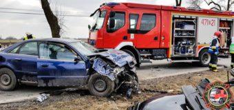 Wypadek w Faustiance. Nie żyje 26-latek