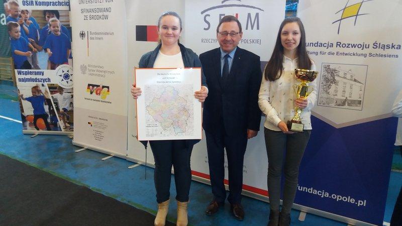 Uczniowie z Borek Wielkich dają radę w wojewódzkich konkursach
