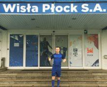 Oleśnianin na stażu trenerskim w Wiśle Płock