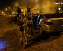 """Spektakularna akcja policji – dilerzy zatrzymani a z nimi 3600 """"działek"""""""