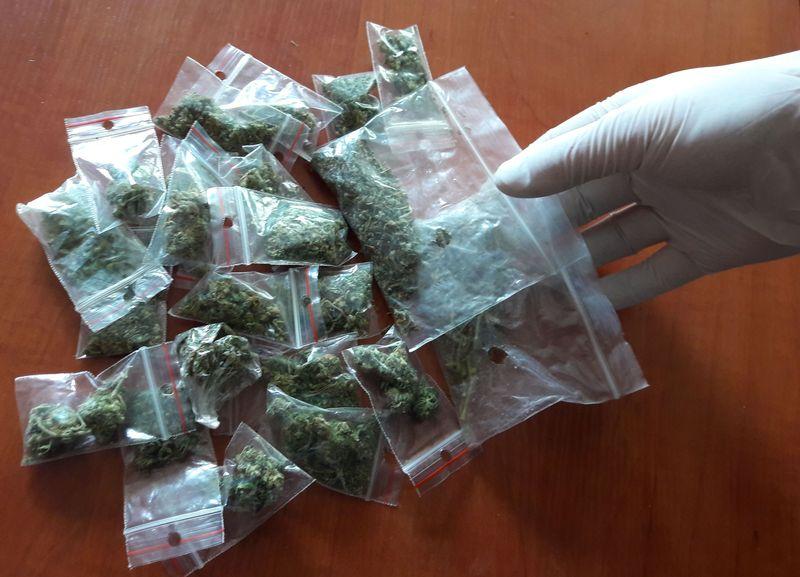 Miał przy sobie marihuanę. Czeka go kara do 3 lat więzienia