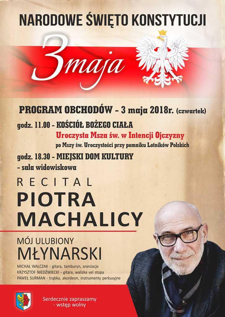 Narodowe Święto Konstytucji 3 Maja – Olesno