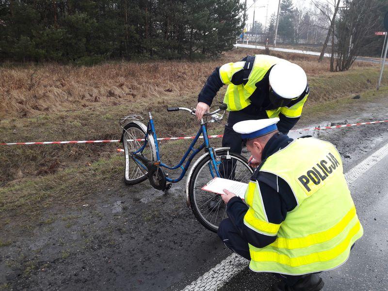 Policja wyjaśnia okoliczności dwóch śmiertelnych wypadków