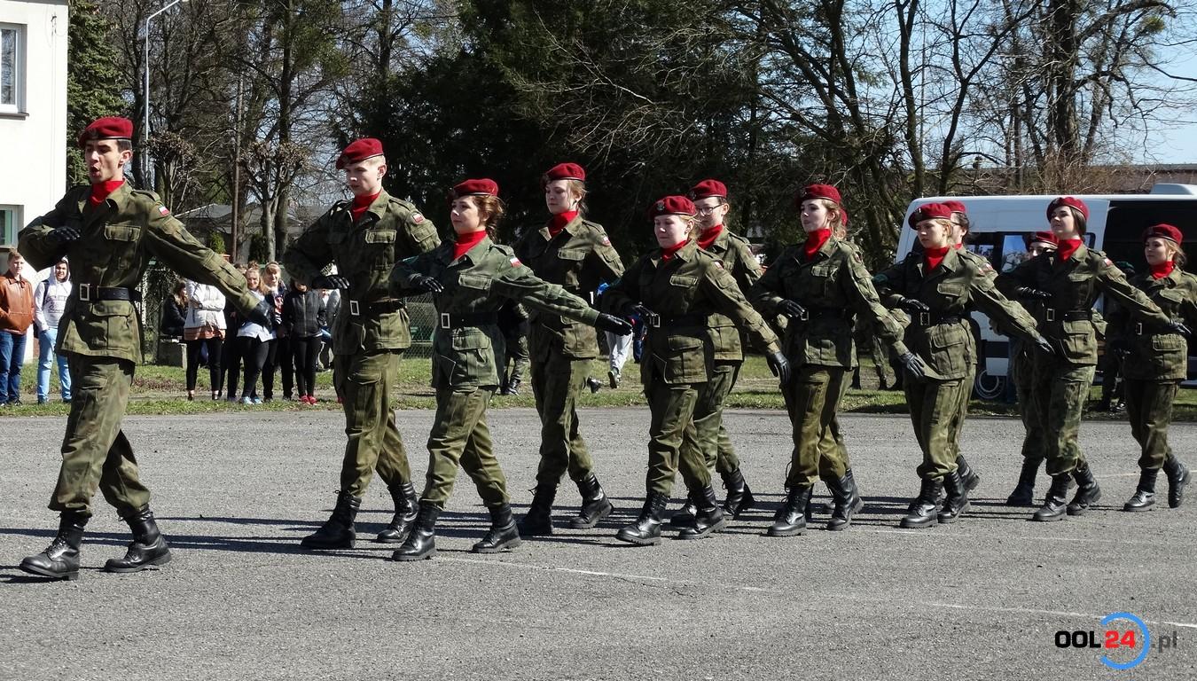 IV Opolski Przegląd Musztry Klas Mundurowych