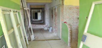 Trwa remont oddziału ginekologiczno–położniczego i noworodkowego oleskiego szpitala