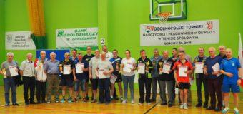 V Ogólnopolski Turniej Nauczycieli i Pracowników Oświaty