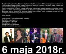 Scholem Alejchem – Koncert w Praszce
