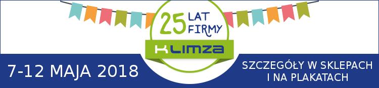 Klimza 25 lat