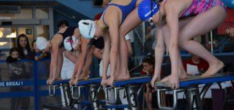 Marta Rakowska – najlepsza w kraju 12-letnia pływaczka stylu zmiennego