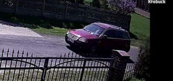 Czy ktoś rozpoznaje samochód, którym poruszali się sprawcy rozboju?