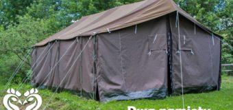 Harcerze zbierają pieniądze na nowe namioty
