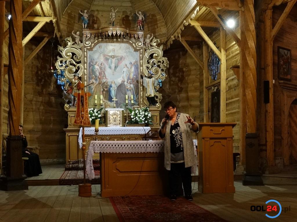 Noc Muzeum w jubileuszowym kościele św. Anny w Oleśnie