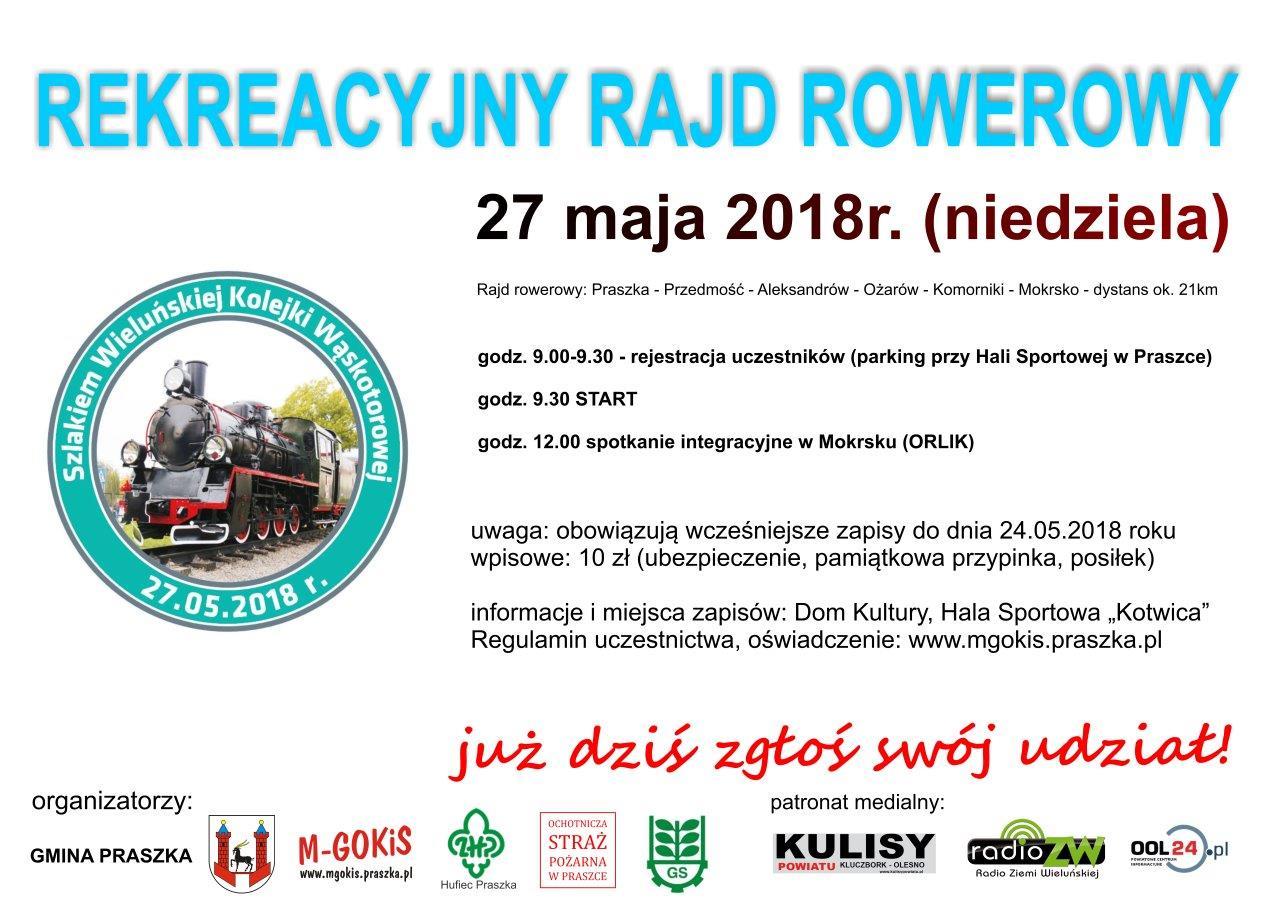 Rekreacyjny Rajd Rowerowy