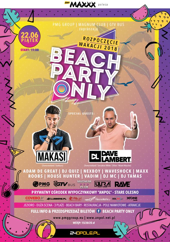 beachparty_plakat
