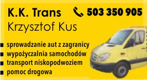 K. K. Trans Krzysztof Kus