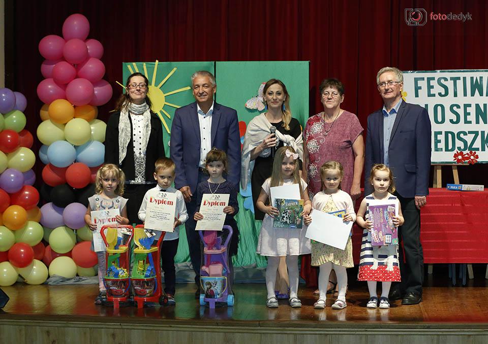 XX Gminy Minifestiwal Piosenki Przedszkolnej