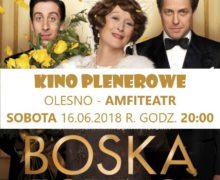Przed nami weekend z kinem plenerowym w Oleśnie