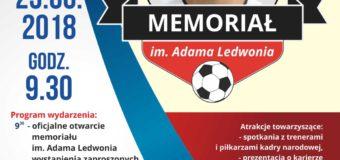 Memoriał im. Adama Ledwonia – Radawie