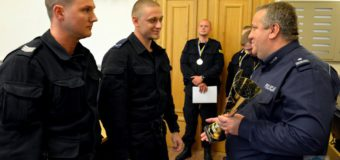 Olescy policjanci tworzą najlepszy patrol na Opolszczyźnie
