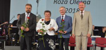 Róże Olesna 2018