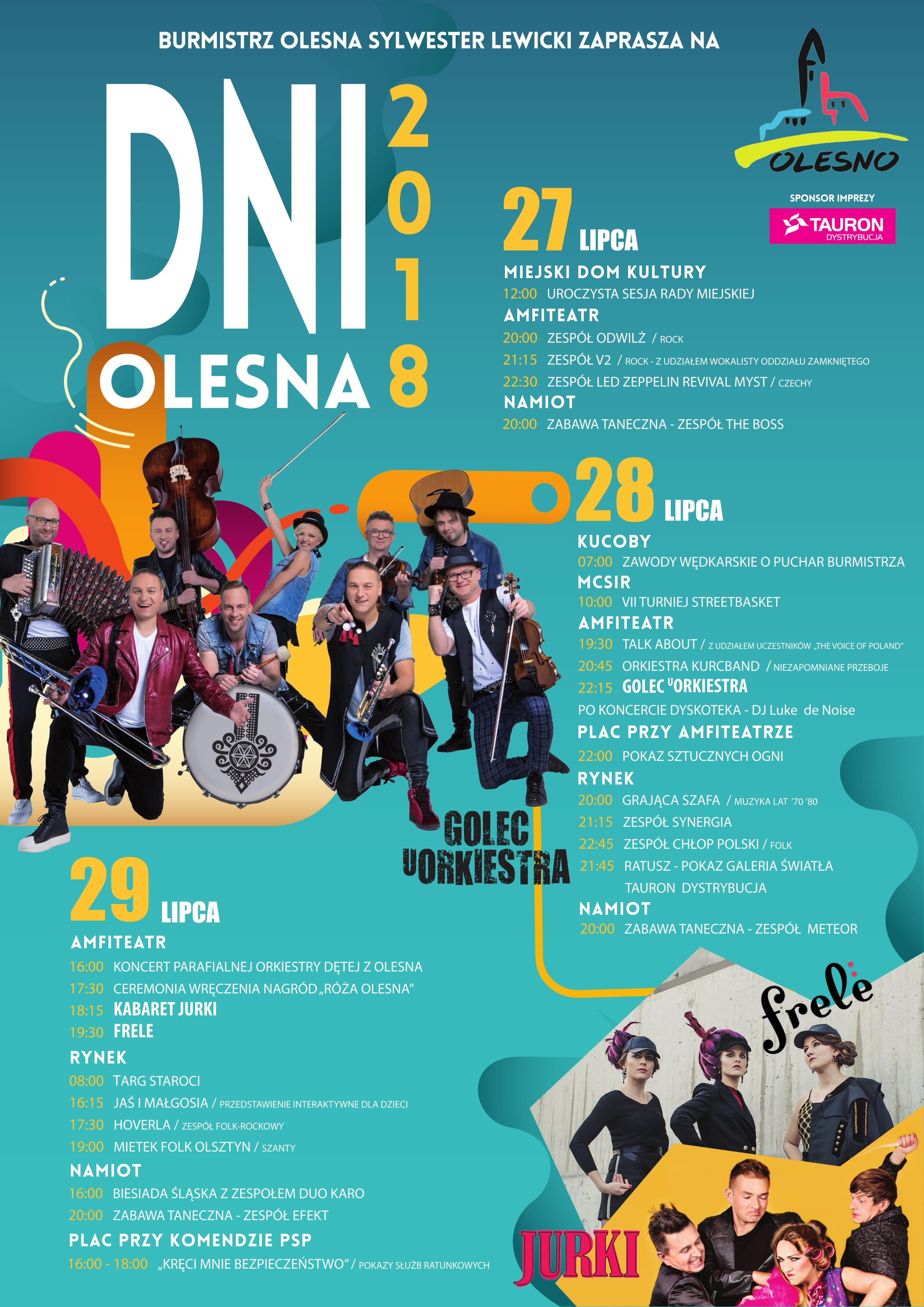 Dni Olesna 2018