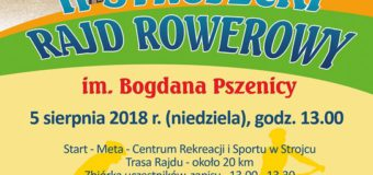 II Strojecki Rajd Rowerowy