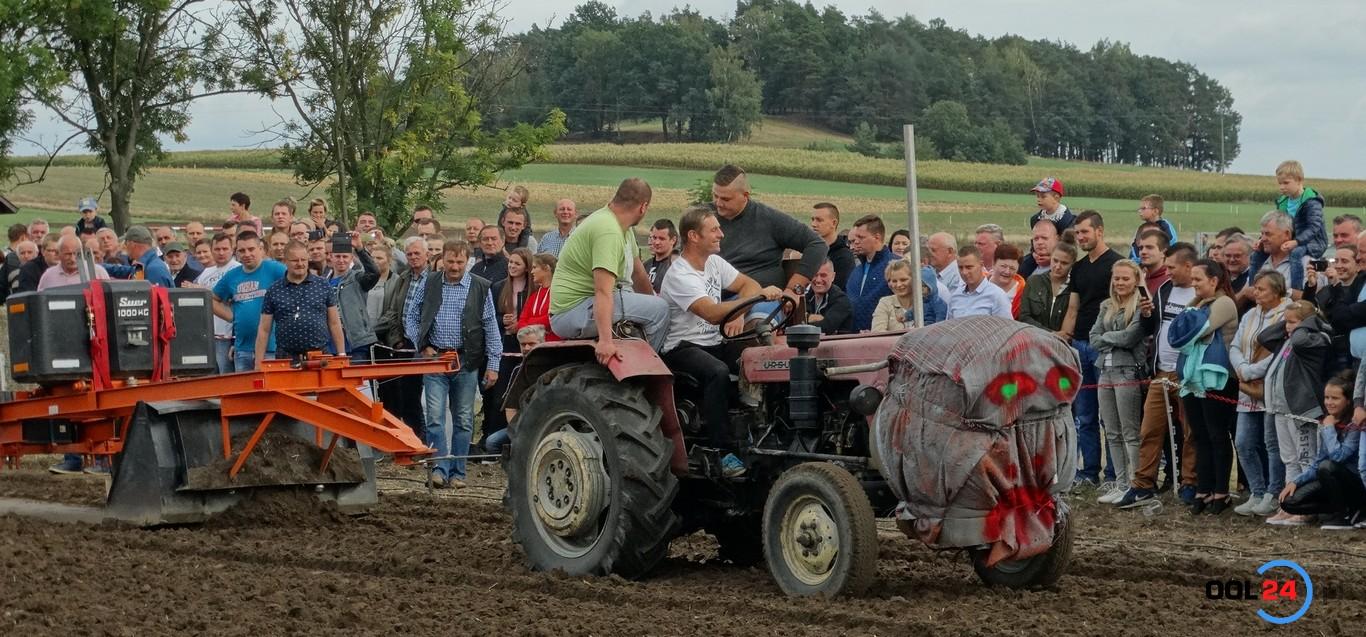 Traktory, które przyciągają tłumy