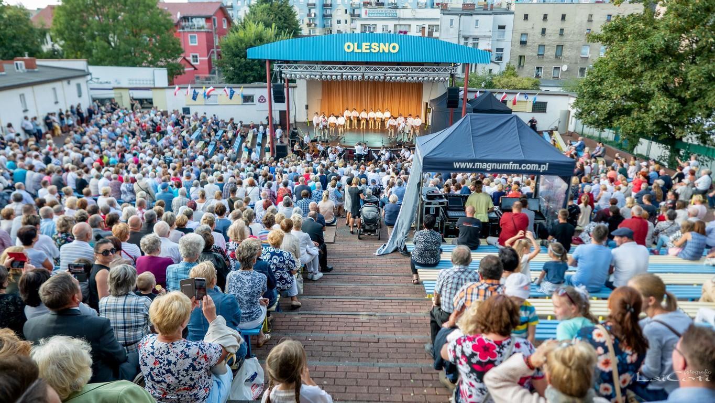 Ogólnopolska inauguracja obchodów Europejskich Dni Dziedzictwa w Oleśnie