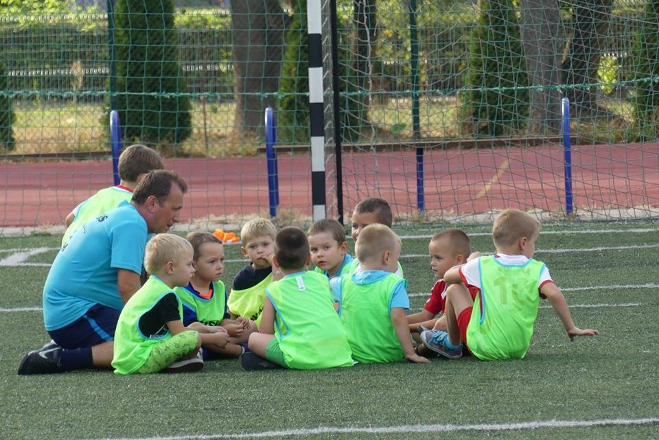W M-GOKiS Praszka trenuje 200 dzieci. Harmonogram zajęć