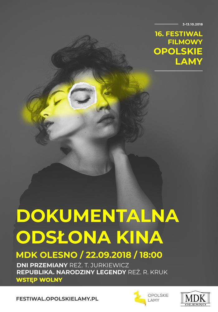 Dokumentalna Odsłona Kina – Olesno
