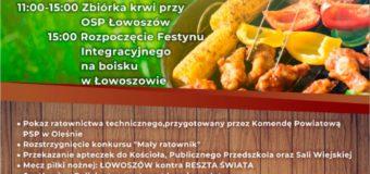 Festyn Integracyjny – Łowoszów