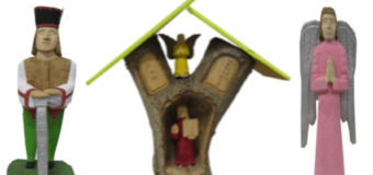 Zaklęte w drewnie – rzeźba Zdzisława Spodziei – Muzeum w Praszce