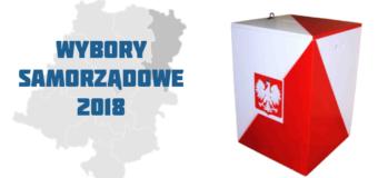 Wybory Samorządowe 2018 -wyniki burmistrzowie, wójtowie, gminy, powiat i sejmik
