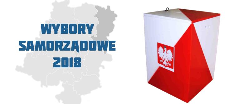 Wybory Samorządowe 2018 – Zobacz, na kogo możesz głosować