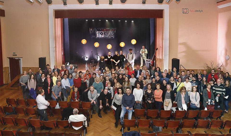 XIX Ogólnopolski Przegląd Piosenki Poetyckiej w Oleśnie