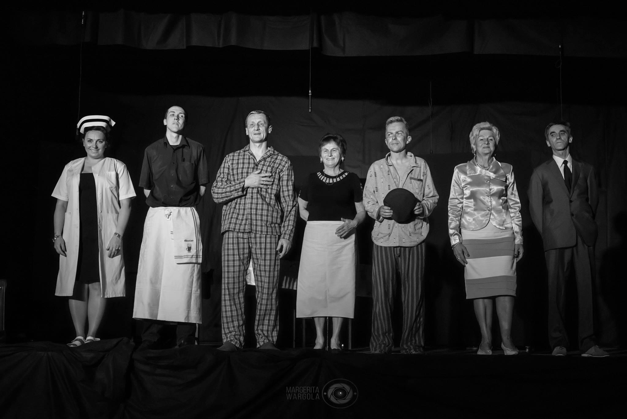Teatr Dorosłych z Praszki z kolejnymi sukcesami