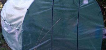 25-latek w namiocie uprawiał krzewy konopi