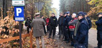 30 osób przez dwie godziny poszukiwało zaginionego (ćwiczenia)