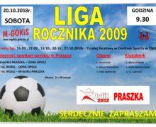 Liga Rocznika 2009 – Praszka