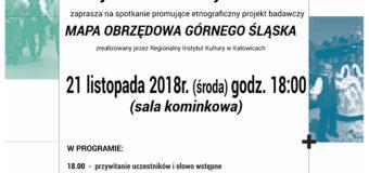 Mapa Obrzędowa Górnego Śląska – Olesno