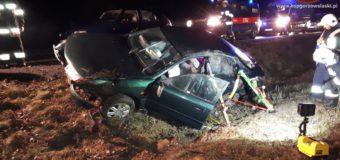 Wypadek na trasie Gorzów Śląski-Praszka