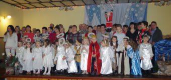 Uroczystość Jasełkowo-Wigilijna w Publicznym Przedszkolu w Bodzanowicach