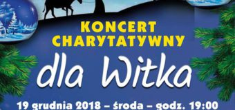 Koncert Charytatywny dla Witka – Olesno